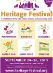 Promotion & Fundraising: Heritage Festival